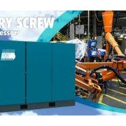 Rotary Screw Air Compressors | KHE Series