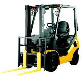 2.5 to 3.5 Tonne Capacity IC Diesel Engine Forklift | BX Series