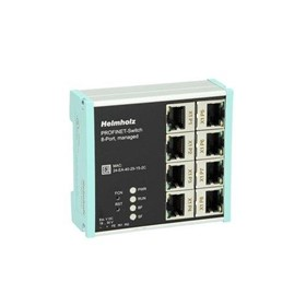 PROFINET Managed Switches - 4/8/16 Ports, IP67, Gigabit