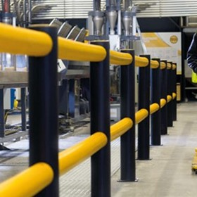 Safety Barrier - A-SAFE - iFlex Barrier