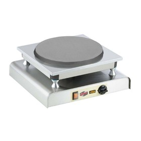 NEE-12-40910 Commercial Crepe Skillet