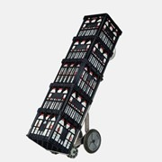 Milk Crate Rotatruck (Narrow Type) | Trolley | Hand Truck | Handtruck
