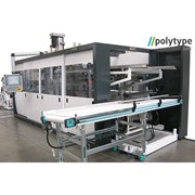 Polytype OMV F33 Fully Electrical Cup Forming Machine