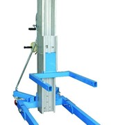 Aerial Work Platform Trolley Duct Lifter - MER50