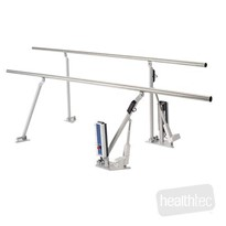 Electric Hi-Lo Parallel Bars with/without Width Adjustment | Healthtec
