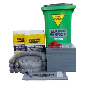 Compliant General Purpose Spill Kit 240 Litres