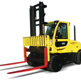 Warehouse Diesel Forklift | Hyster H135-155FT Series