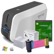 ID Card Printer | IDP SMART 51S Starter Pack