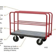 TRUST Sheet and Panel Trolley