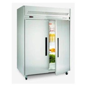 Garnet Gastronorm Upright Chiller - Stainless Steel