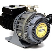 Vacuum Pumps | CleanVac 5.1 cfm Compact Oil Free Dry w/ Fittings