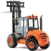 Ausa 2.5T Rough Terrain Forklifts | C250Hx4