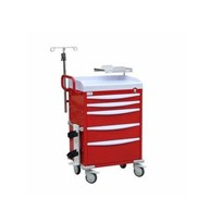 Quattro Emergency Cart