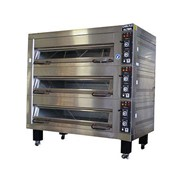 Electric Deck Oven – 9 Tray Capacity