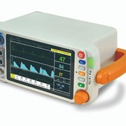 "VS2000V 7"" Vetrinary Vital Signs Monitor-NIBP/SPO2/ECG/TEMP/PR/RESP"