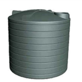 Poly Round Water Tanks - 10,000 Litres