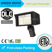 Large Flood Light - Green Inova - Nichia LEDs 120LM/W