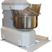 Self-Lifting & Tipping Spiral Mixer - 200 Kg
