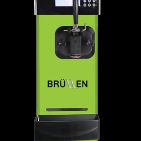 Brullen Countertop Single Flavour Soft Serve Ice Cream Machine - i91