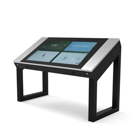 Kiosk Outdoor Desk
