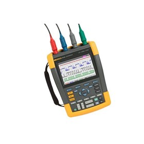 Portable Oscilloscope | 190-504 500MHz ScopeMeter® Test Tool