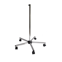 Universal Mobile Medical Light Stand on Castors | Economy Stand