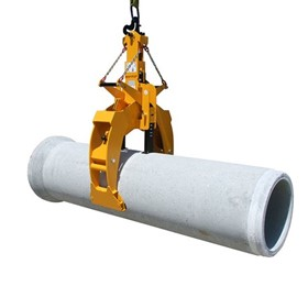 Round Grab Grapple | RG-75/125 | SAFELOCK | Mechanical Pipe Grab