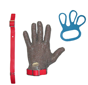Chain Mesh Safety Gloves | Euroflex