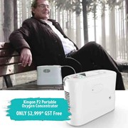 P2 Portable Oxygen Concentrator