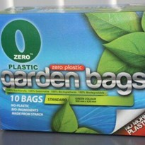 Zero-Plastic™ 100% Biodegradable Garden Waste Bags 10 or 70