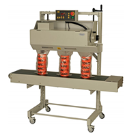 All in One Horizontal Band Sealing Machine | Venus Audion D552AVT