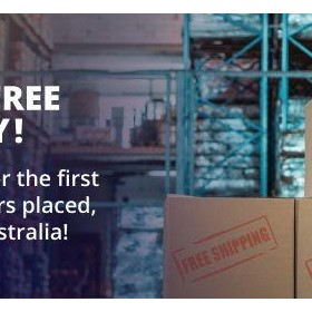 FREIGHT FREE FEBRUARY!