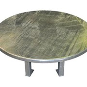 Raised Pallet Turntables - 1200kg