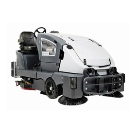 Scrubber | CS7010 Combination Sweeper Scrubber-Dryer