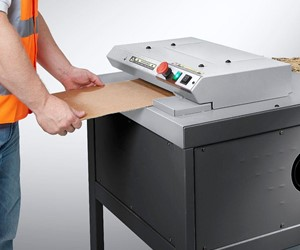 Eco Shred Packaging Shredder