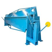 Sheet Metal Machinery | Semi-Hydraulic Straight Blade Folder
