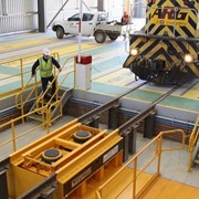 Vector Lifting | Railway Maintenance | Drop Tables