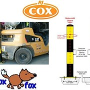 Shock Absorbing Bollard | R.J. Cox Engineering