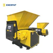 Durable Quality Single Shaft Shredder for Aluminum cans