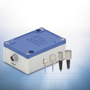Compact Capacitive Displacement Sensor System