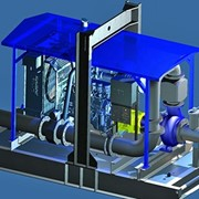 Diesel Driven Dewatering Pump Package Soultions