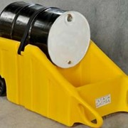Drum Bund & Spill Pallet | Drum Containment Bund | Single Drum Dollie
