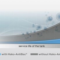 Hako-AntiBac®: protects both people and cleaning equipment