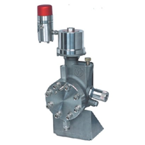 Hydraulically Actuated Diaphragm Pump | Williams & Milton Roy | WILROY