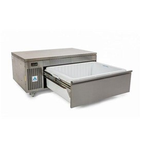 Single Slimline Dual Temperature Drawer VLS1