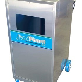 Foaming Trolley | JomiFoam