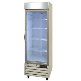Upright Glass Door Freezer | AFD420