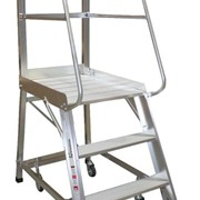 3 Step Order Picker Ladder Monstar - 150kg rated - 0.84m