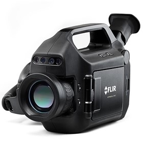 Intrinsically safe OGI Camera - FLIR - GFx320