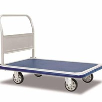Industrial Platform Trolley with Non-Slip Rubber Deck 500 kg | IT500